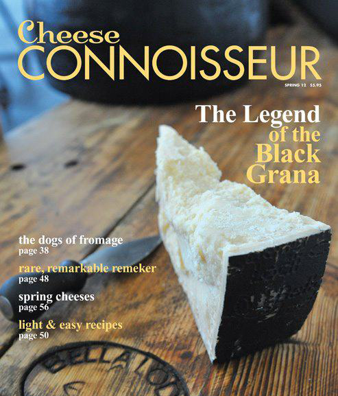cheese connoisseur cover